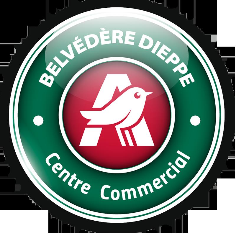 Centre Commercial du Belvédère - Auchan - Dieppe